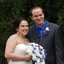 Tiffany & Dustin V Wedding 4-26-18 Thrasher-Horne Center