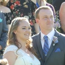 Ashley & Andrew H. Wedding 5-4-18 Hidden Hills Golf Club