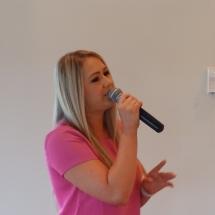 Chelsea Professional singer at Nicole & Peters wedding 6-2-18