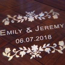 Emily & Jeremy L. Wedding 6-7-18