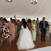Anne-Marie & Jermaine G Wedding 3-25-17 Hammock Bch Resort PalmCoast