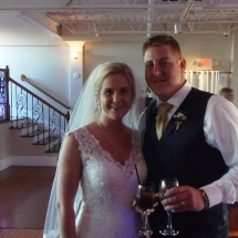 Caitlin & Adam E. Wedding 2-10-17 White Room St. Aug