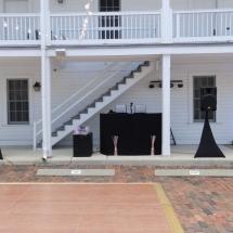 DJ Setup St Francis Barracks St Aug.