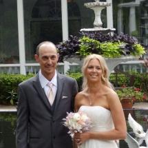 Gina & Daniel M. Wedding 4-2-16 Hiltop OP