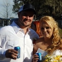 Kaycee & tyler Wedding 3-5-16 E. Palatka FL.