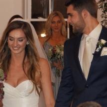 Lindsay & Ryan M. Wedding 11-18-16 Villa Blanca St Augustine