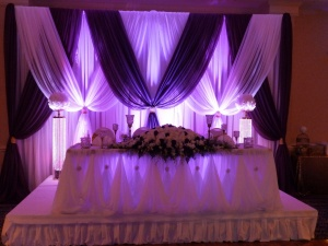 Uplighting Wedding