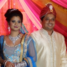 Zisha & Karim Wedding 2-14-16 Sheraton Hotel Jax Fl.