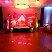 Zisha & Karim Wedding 2-14-16 Sheraton Hotel Jax.