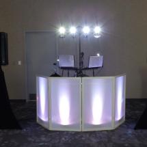 Aloft Hotel Jax Setup