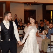 Aubrey & William M Wedding 12-17-17 The Palencia Club