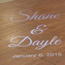 Dayle & Shane T. Wedding