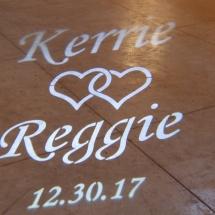Kerrie & Reggie L Wedding