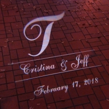 Cristina & Jeff T. Wedding