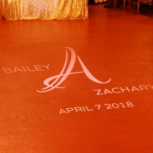 Bailey & Zach A Wedding 4-7-18