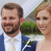 Stefanie & Joseph S Wedding 5-5-18 LPGA Daytona