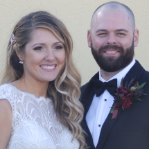 Brittany & Patrick M Wedding 1-21-19 White Room St Aug