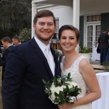 Jamie & Kyle C Wedding 1-26-19 Womans Club Palatka