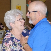 Mary & Ken S. 50th Wedding Anniversary KOA Starke FL