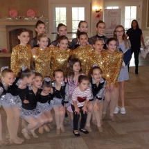 Main Spring Dance A Thon 2-2-19 CrossWater Hall Ponte Vedra