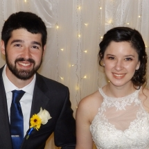 Caitlin & Andrew J Wedding 3-24-19 Senior Center Gainesville FL