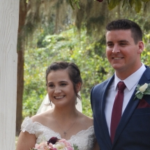 Jessica & Trevor Y Wedding 3-9-19 Alpine Groves Park FL