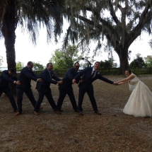 Jessica & Trevor Y Wedding 3-9-19 Alpine Groves Park FL.