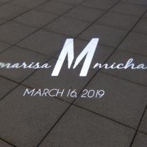Marisa & Michael B. Wedding
