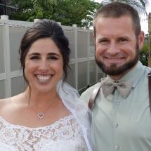 Jessica & Andrew F Wedding 5-4-19 Fernandina Bch FL