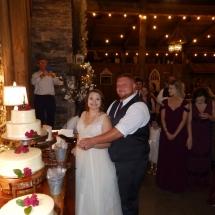 Page & Michael T Wedding 5-3-19 Belle Oaks Barn Brooker FL