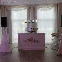 Setup Crystal Ballroon St Augustine FL