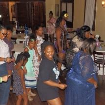 60th Birthday Ms Shirley Springfield Woman's Club