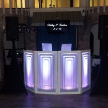 Lightner Museum Setup