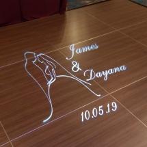 Dayana & James L. Wedding 10-5-19 Casa Monica Hotel St Aug