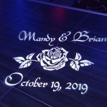 Mandy & Brian W. Wedding