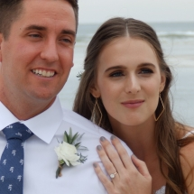 Sean & Julia S. Wedding 10-18-19 St Augustine Beach FL