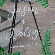 Lindsay & Jason D Wedding Jax Zoo