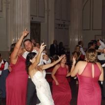 Ashley & Kyle Johnson Wedding 12-6-19 Treasury on the Plaza