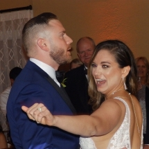 Jessica & Connor Garavaglia Wedding 12-7-19 A1A Ale Works Bayview Room St. Augustine FL.