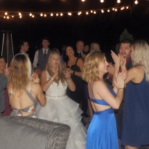 Megan & Wesley F. Wedding 12-29-19 White Room Roof Top St Aug FL.
