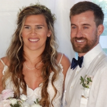 Emilee & Luke S. Wedding 3-7-20 St. John's County Pier Pavilion St Augustine Bch FL.