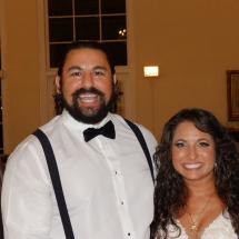 Katrina & Javier Gonzalez Wedding 9-19-20 Garden Club Jacksonville FL.