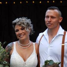 Candyce & Zachary J Wedding 11-15-20 Tuckers Farm House Green Cove Springs FL.