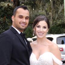 Cassie & Drew W. Wedding 11-6-20 Club Continental OP. FL.