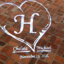 Chelsea & Michael H Wedding Buie Barn Brunswick GA