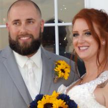 Julia & Cody R. Wedding 11-1-20 Ever After Farms Peach Barn. Mims FL.