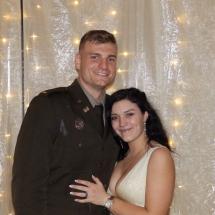 Kalee & Gilbert P Wedding 12-12-20 Elks lodge St Augustine FL.