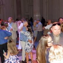 Crystal & Robert M. Wedding 2-12-21 Treasury St Augustine Fl