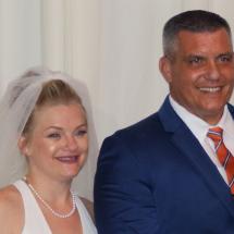 Crystal & Robert M. Wedding 2-12-21 Treasury St Augustine Fl.