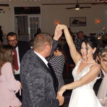 Holly & Jeremy Liggett Wedding 2-21-21 Reef Resturant St Aug